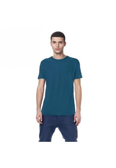 Bamboo Herren T-Shirt denim