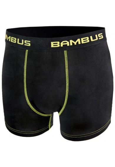 Bambus Boxershorts Harmony schwarz